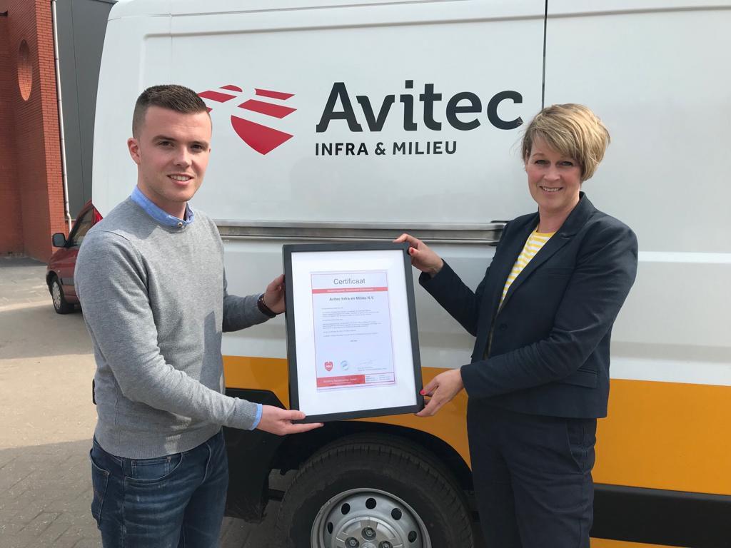 Avitec is lid van Stichting Noaberschap United. Zo kunnen wij een bijdrage leveren aan maatschappelijke projecten.